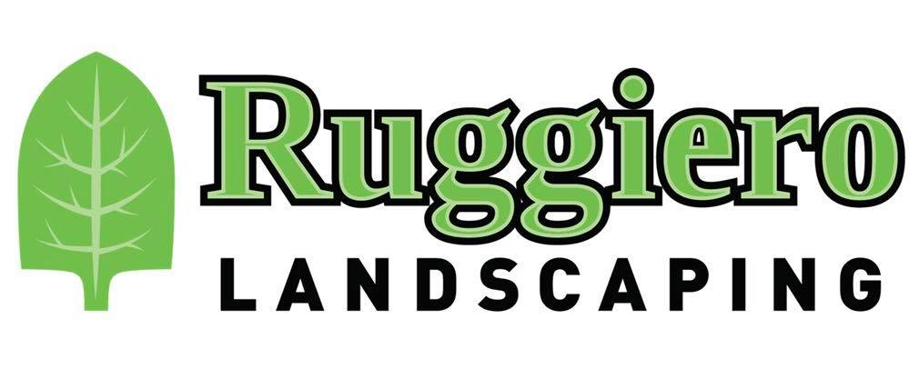 Ruggiero Landscaping Logo on the Quote Request Page as a header hero image.