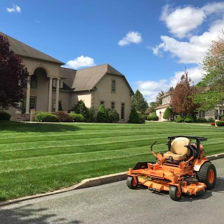 lawn maintenance bethlehem