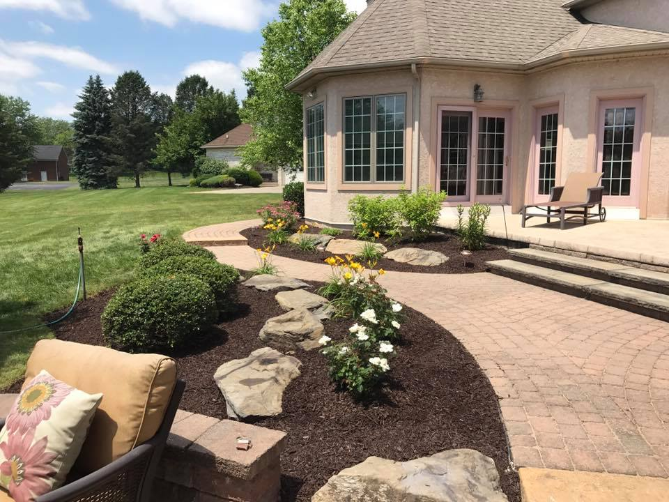 paver patio builder